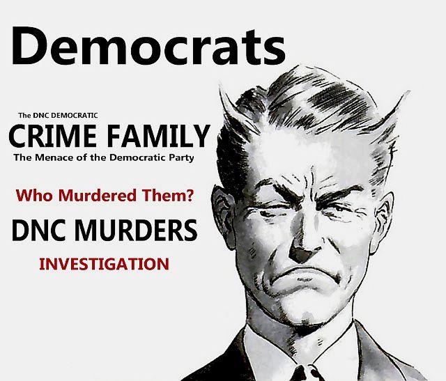 1 dead murder DNC Democratic Party