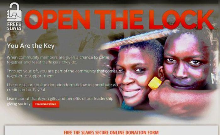 1 SLAVE donate